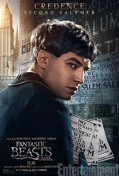 Fantastic Beasts And Where To Find Them See 9 Magical Character