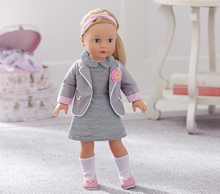 G 246 Tz Doll Emma In 2020 Doll Clothes Pottery Barn Kids