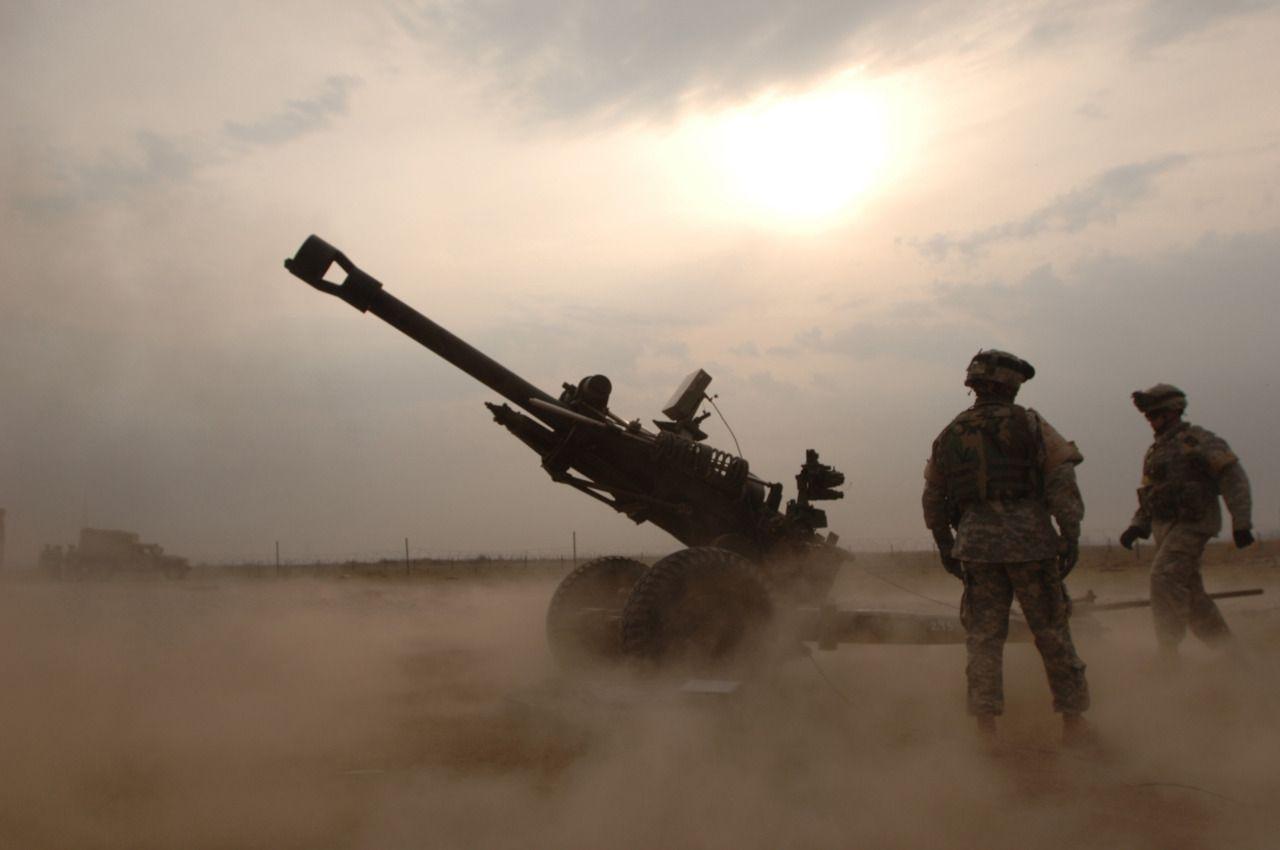 US Army Artillery