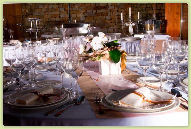 Barabás Villa - Esküvői Vacsora a polgári szertartás után