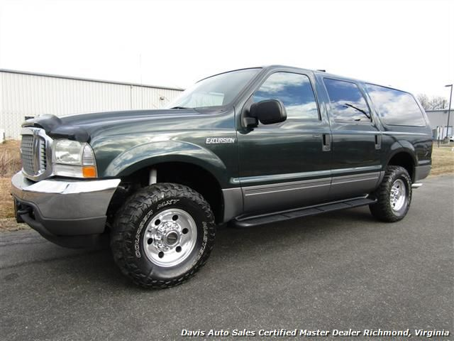 Used 2004 Ford Excursion Xlt 4x4 Suv Loaded With 3rd Row Seating For Sale In Richmond Va 8 995 Davis Auto Sales Certified Master D Ford Excursion Suv 4x4