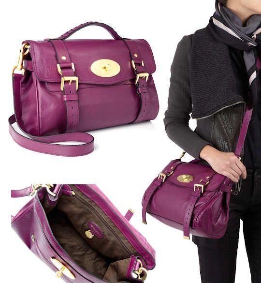 mulberry plum  Mulberry Plum Alexa | Bags