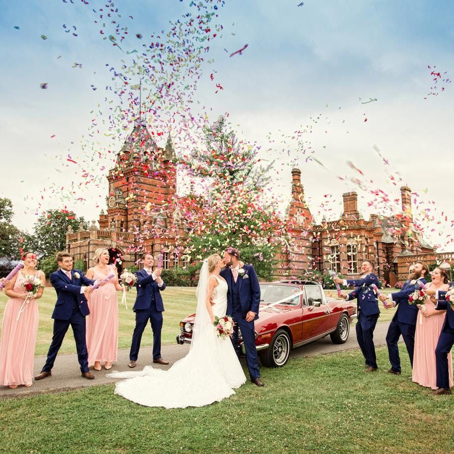 The Elvetham Country Wedding Venues in Hampshire