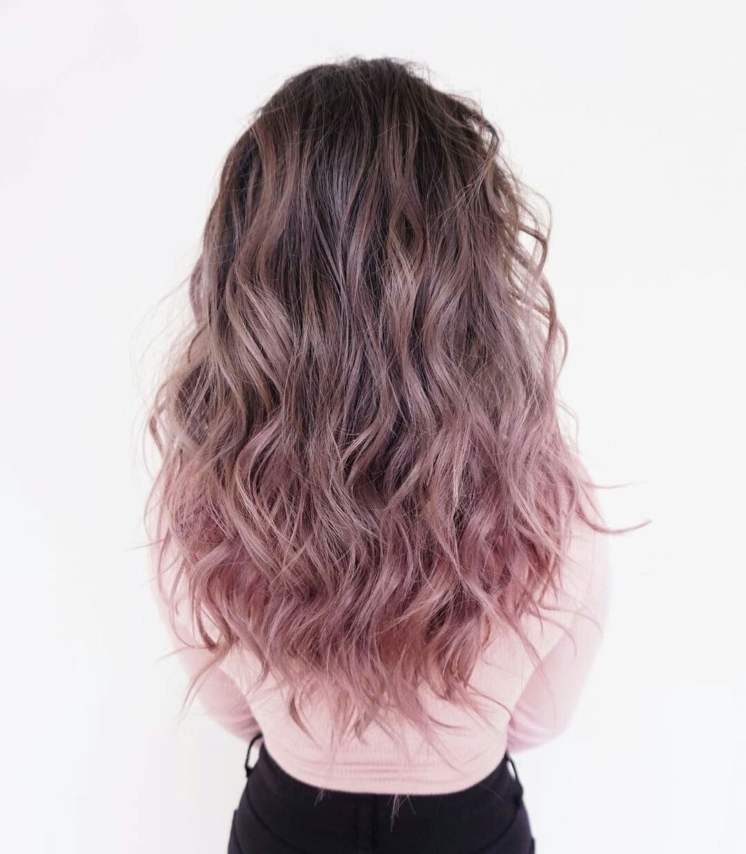 Pin By Astri Fian On Hair 3 Hair Styles Dyed Hair Cool Hairstyles
