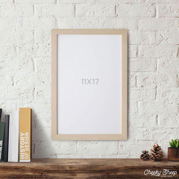 11x17 POSTER Frame, Picture Frame, 11x17 Poster Frame, Art Frame ...