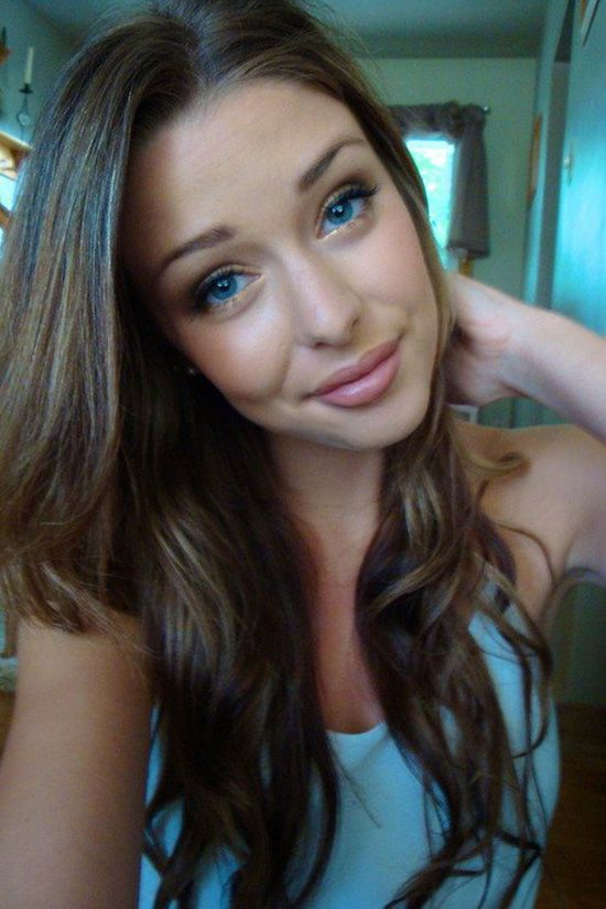 Beautiful Amateur Teen Gets