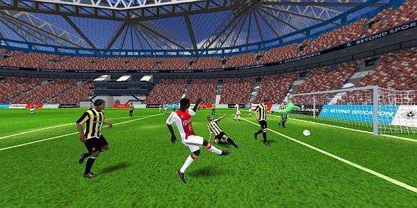 Fox Sports Gaat Zondag De Voetbalwedstrijd Feyenoord Psv Live Uitzenden Met Beelden Die Een Camera In Een Vr Versie Van De Wedstrijd Opneemt Dat M Sport Camera