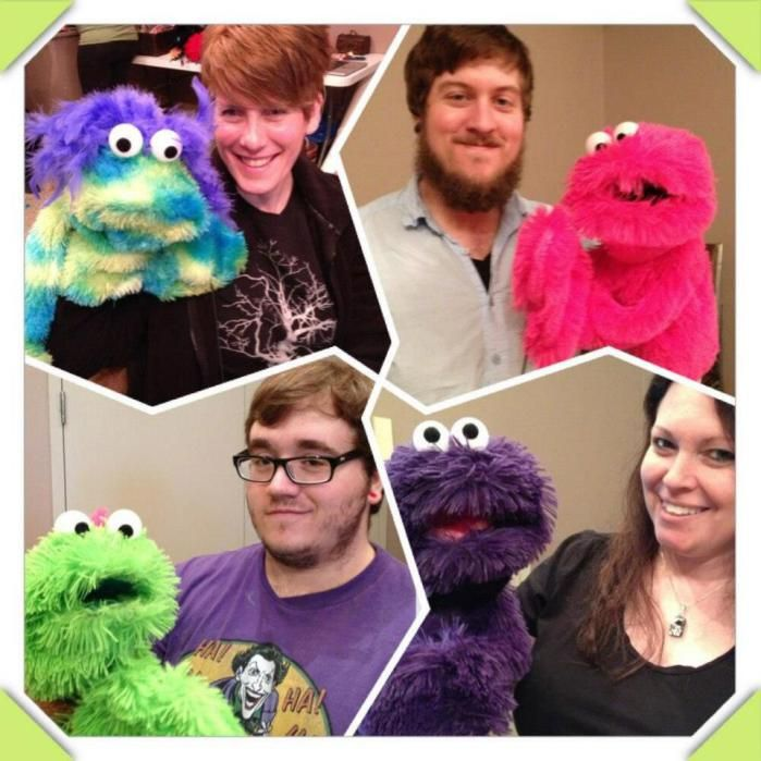 103 Best Images About The Muppets On Pinterest: Puppets, Puppet