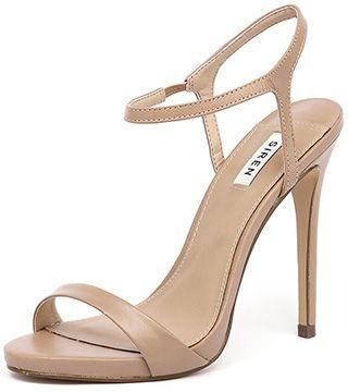 Sandales Sangle Maigre De Prada - Métalliques 5h4ygOV