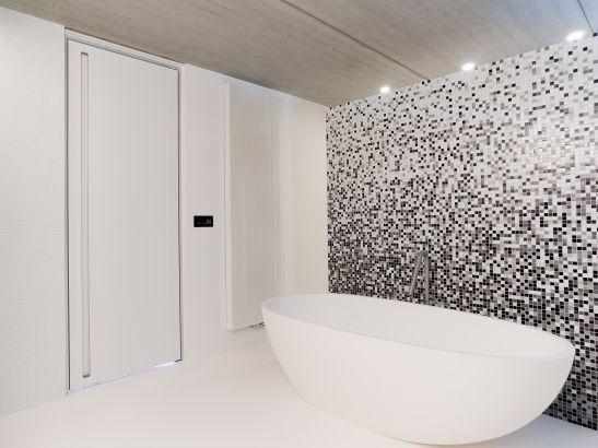 Floor-to-ceiling interior doors up to the ceiling |  ANYWAY Doors