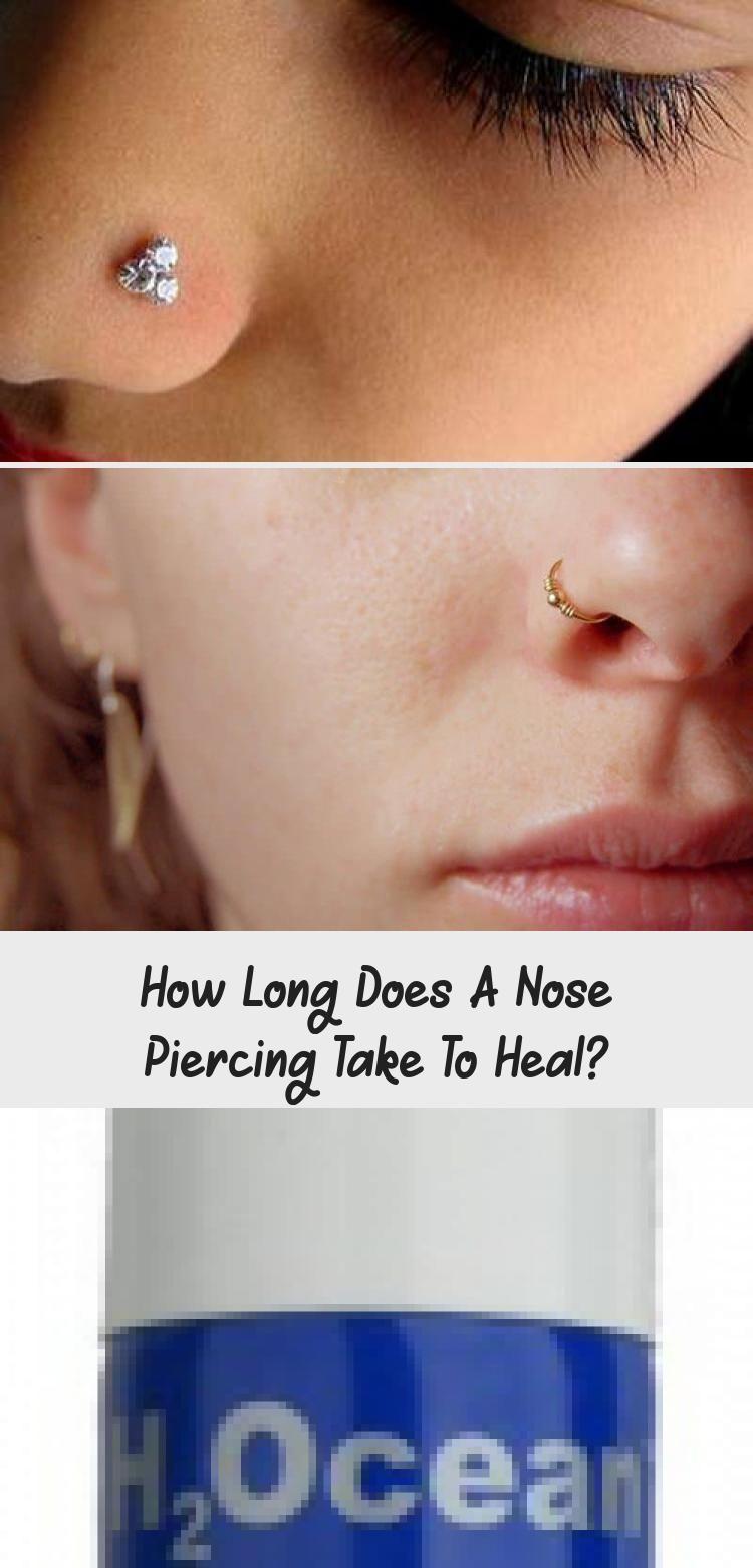 Heal Long Nose Piercing Piercings Type How Long Does A Nose Piercing T Heal Long N Nose Piercing Nose Piercing Healing Types Of Piercings