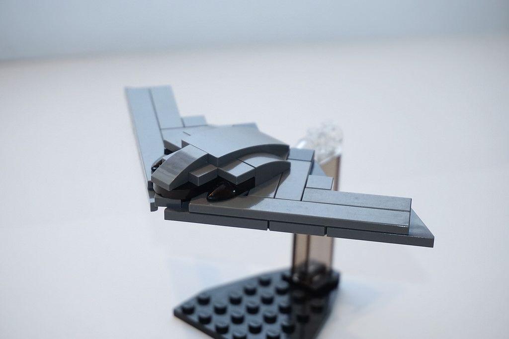 Lampada Lego Batman : Northrop b spirit by microairliner lego micro military