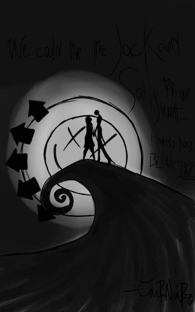 We Can Live Like Jack And Sally If We Want Blink 182 En