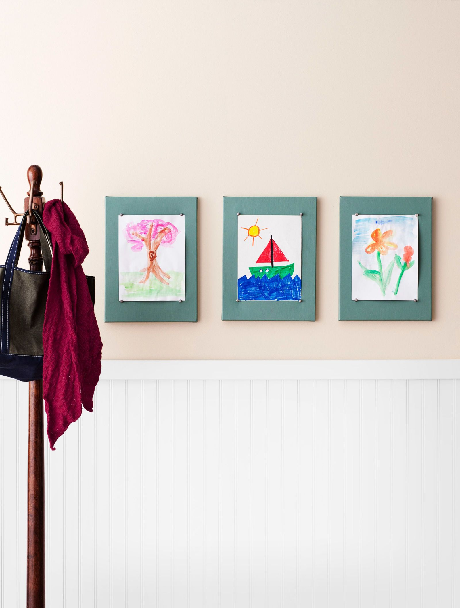 Easy Home Gallery - GoodHousekeeping.com | Home Decor Crafts ...