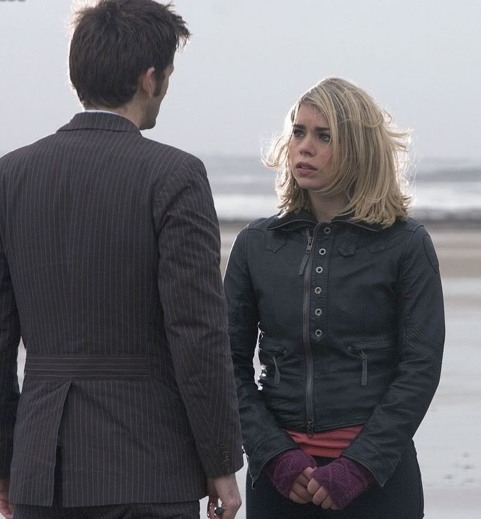 Bad Wolf Bay In Episode: Doomsday. (With Images)