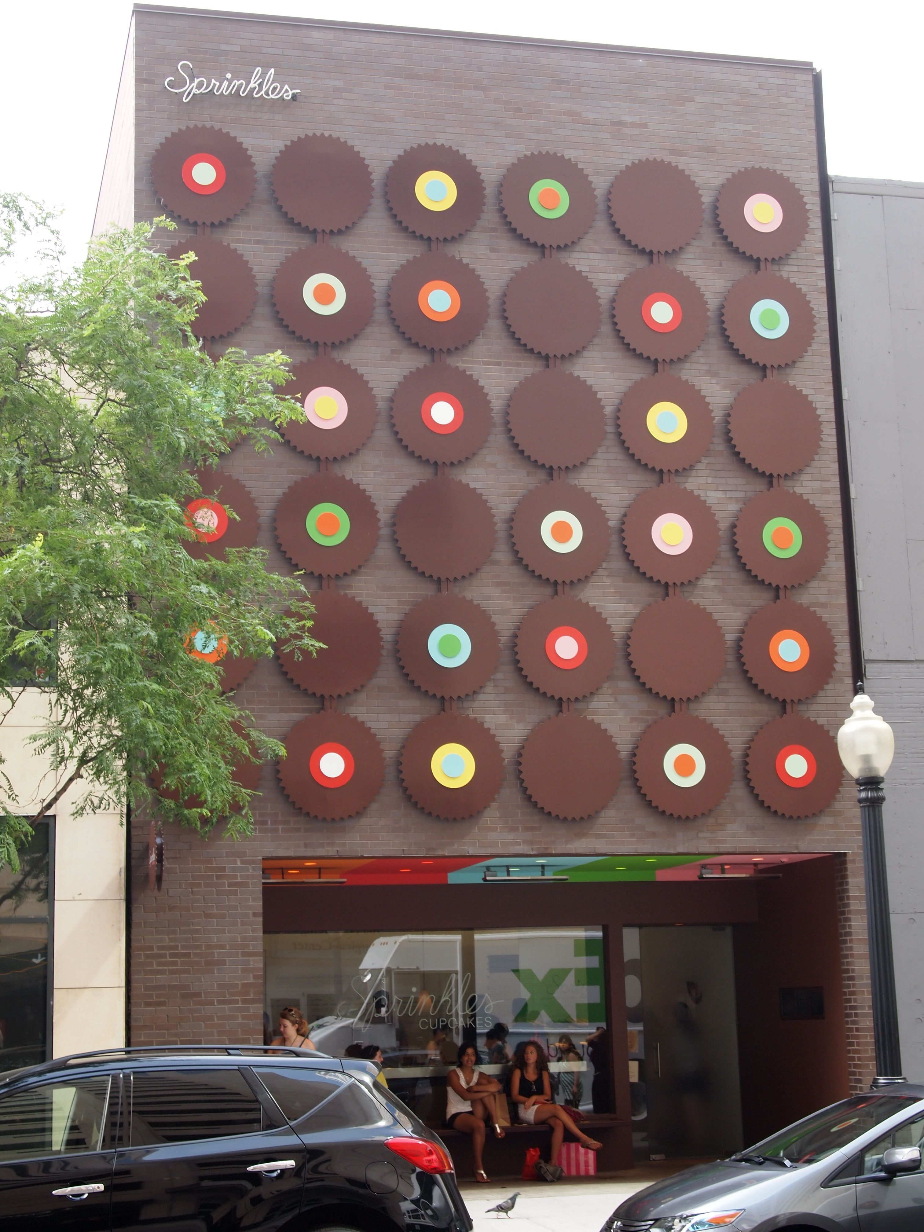 Sprinkles Cupcakes Chicago Chicago Pinterest Cupcakes