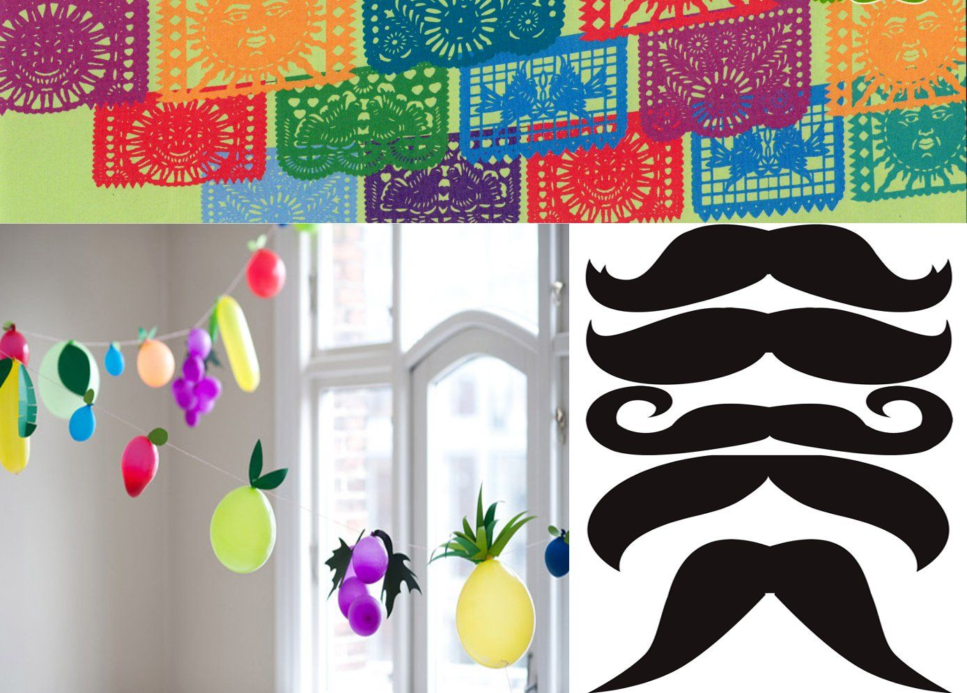 Guirnalda de papel mexico pinterest guirnaldas de for Guirnaldas para fiestas infantiles