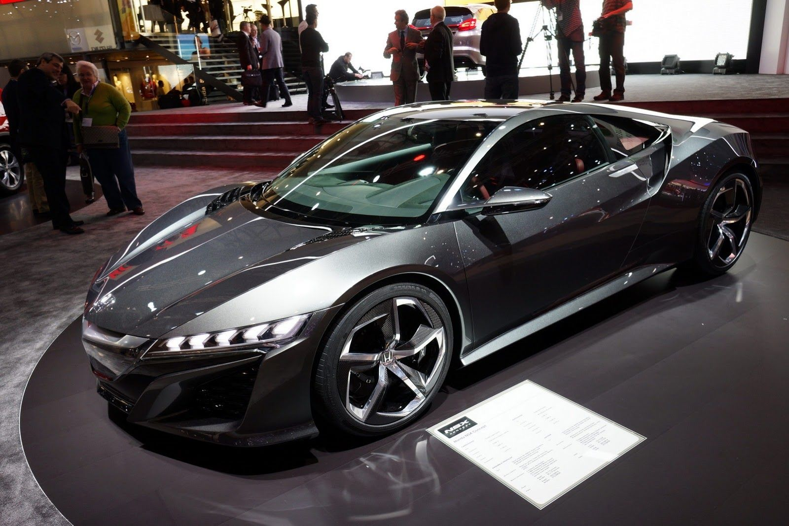 New Honda Nsx Sold Out In The Uk Before Even Being Shown In Public