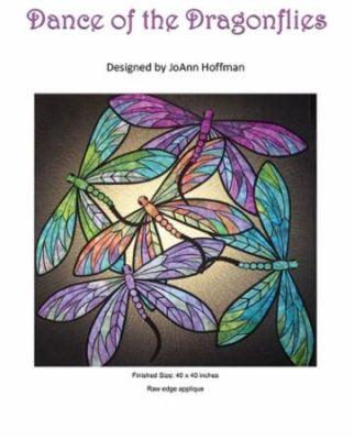 JoAnn Hoffman Dance of the Dragonflies Quilt Kit | Quilts ... : joann fabrics quilt kits - Adamdwight.com