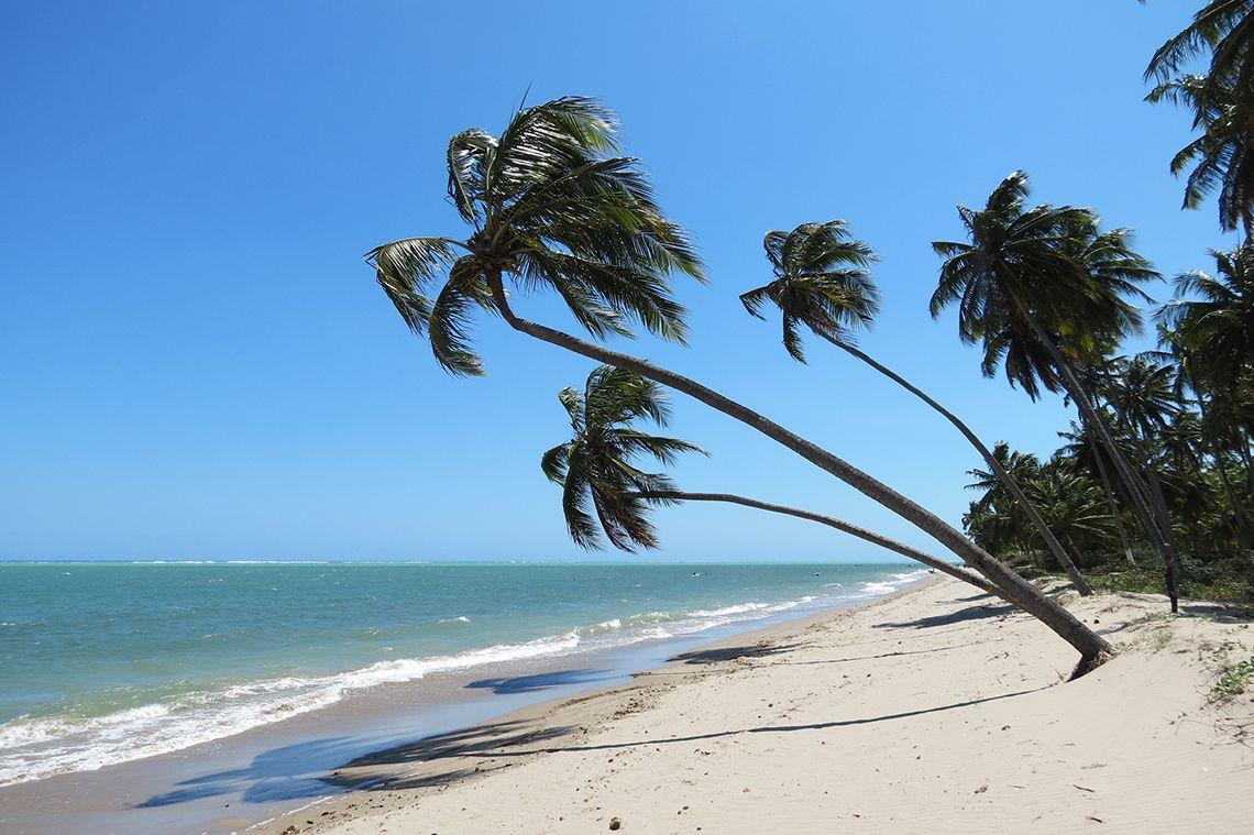 Praia do Patacho, São Miguel dos Milagres