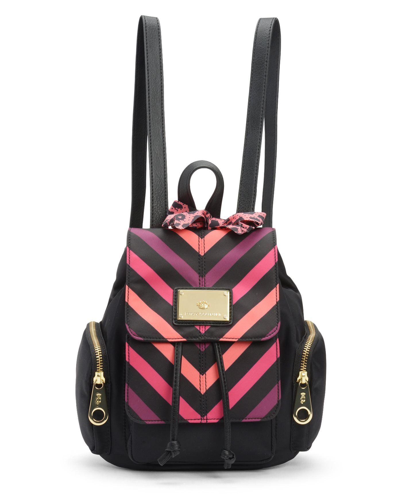 26d6821c81 MALIBU NYLON MINI BACKPACK - Juicy Couture