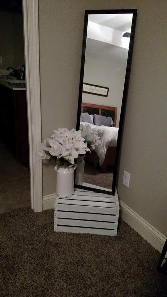 Decoraciones que necesita tu espejo para que no arruine tus selfies #bedroomdecor
