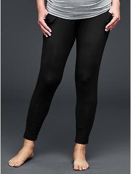 Lightweight modal soft pants