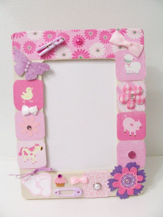 price pink baby girl decorative wooden frame baby shower gift baby themed frame decorative baby frame baby nursery ornament