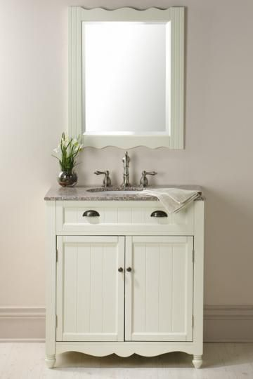Bathroom Vanity With Beadboard | Bathroom Vanities Bathroom Cabinets  Laundry Hampers Bathroom ... | Bathroom Remodel | Pinterest | Single Vanity  Units, ...