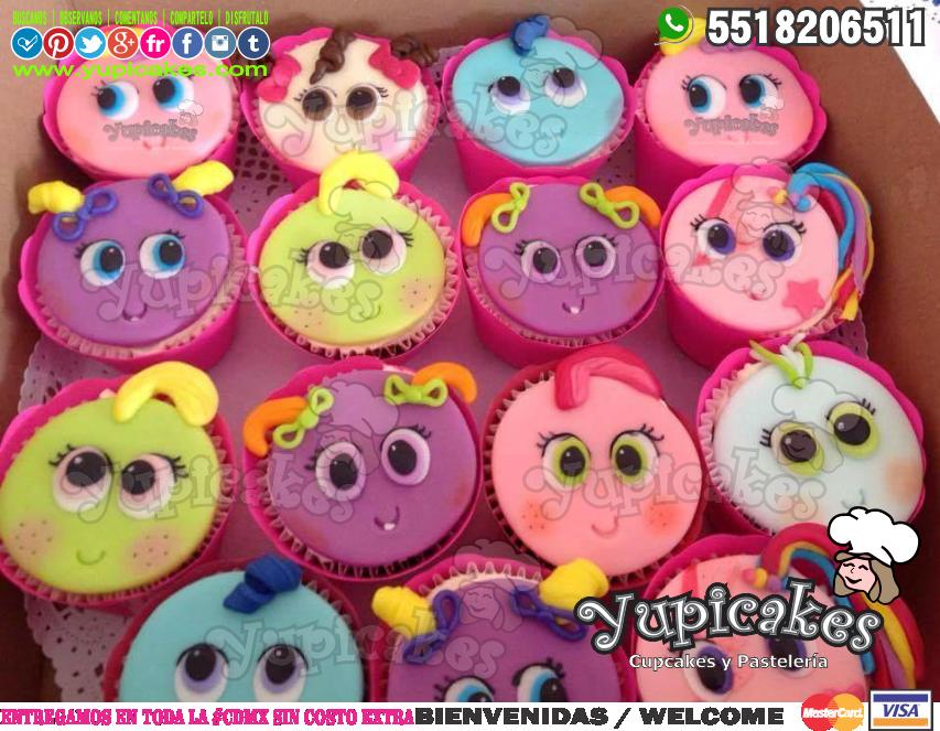 ✨ Déjate consentir con los productos que tenemos para ti! ✨ ¡Todo fan de #Distroller amará estos #cupcakes de #Ksimeritos y #Neonatos!  Cotiza en línea en www.facebook.com/yupicakes  o vía WhatsApp al ☎ 5518206511 y haz tus pedidos HOY!! ✨ #Yupicakes #CDMX