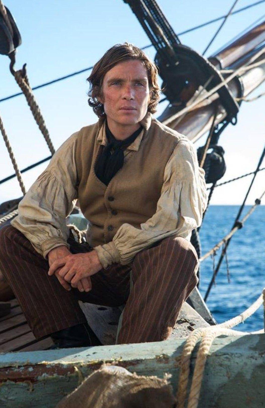 Cillian Murphy Playing Matthew Joy In The Heart Of The Sea 2015 Cillian Murphy Cillian Murphy Movies Murphy Actor