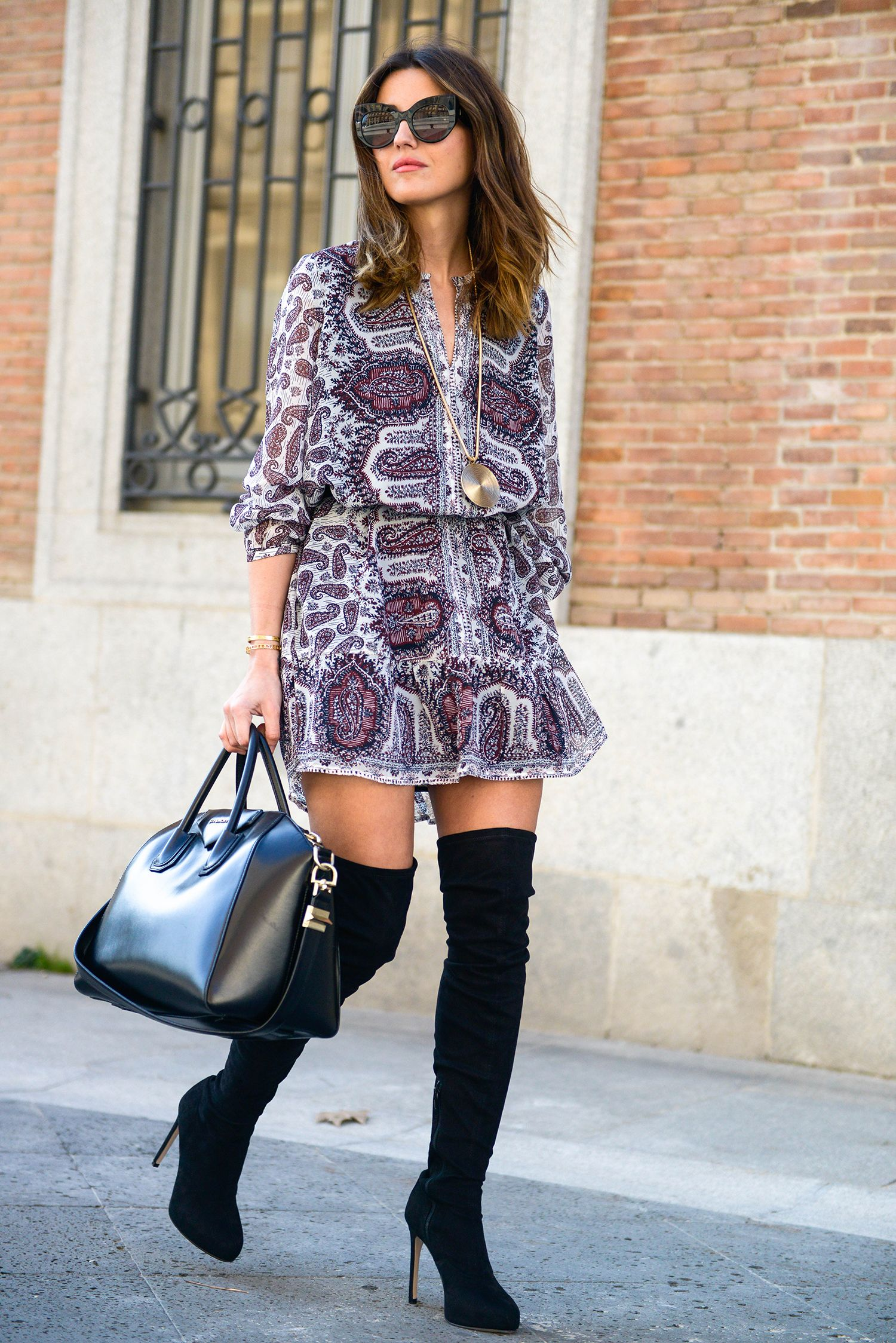 Cute Outfits With Thigh High Boots - Yu Boots