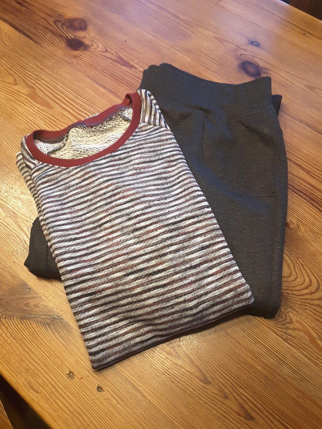 Geklede Joggingbroek.Geklede Joggingbroek En T Shirt 1 Mijn Zelfgemaakte Naai