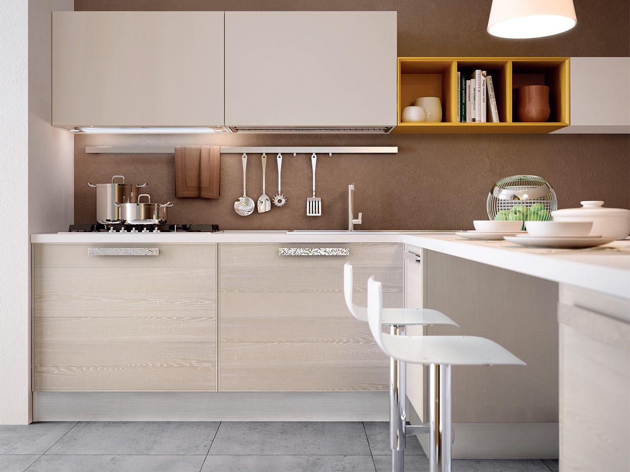 Awesome Cucina Adele Lube Photos - Home Interior Ideas - hollerbach.us