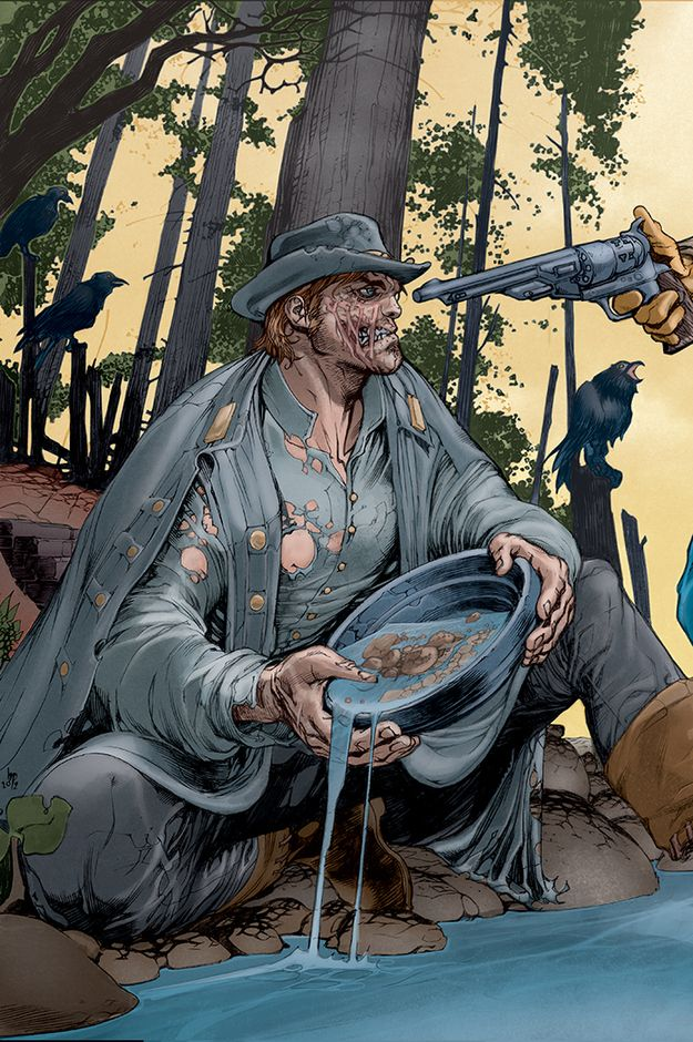 ALL-STAR WESTERN #19 - Jonah Hex