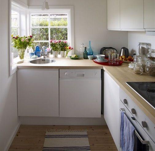 Cocinas blancas de ikea mueblesueco cuines cocinas for Cocinas modernas pequenas blancas