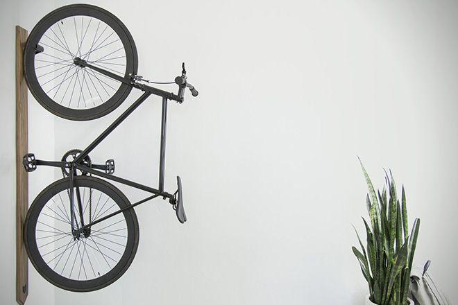 Wall Mount The 12 Best Indoor Bike Racks Vertical Bike Rack