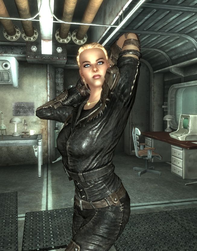 Lucy West Companion at Fallout3 Nexus - mods and community