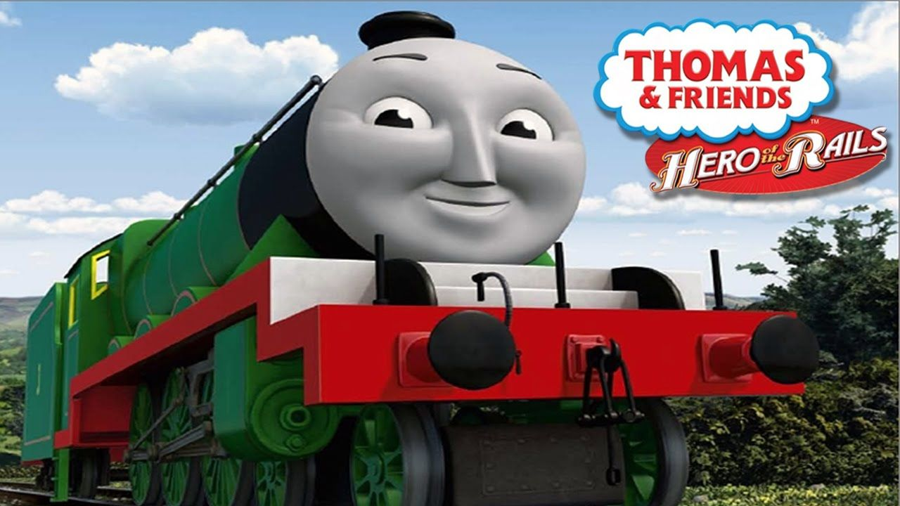 4 Thomas and Friends Hero of the Rails - video game - kids