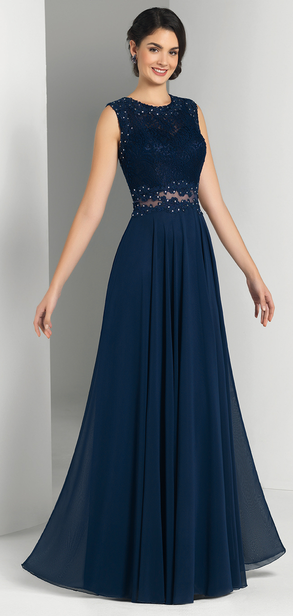 08522c4a90e Traumkleid von Fashion New York  navyblue  abendkleid  eveningdress   fashionenwyork  fashionblogger