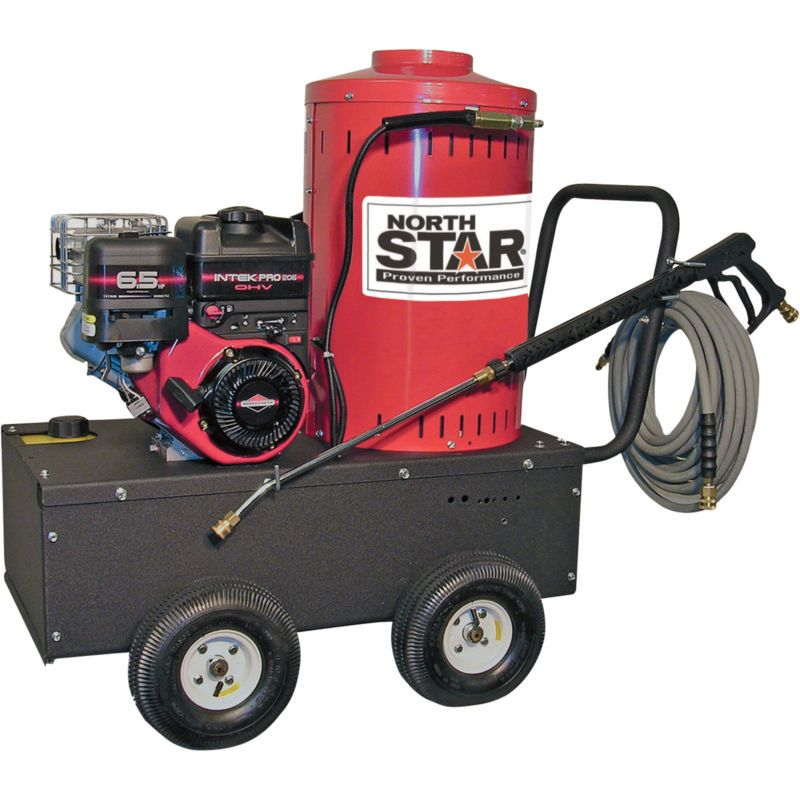 Northstar Gas Power Wet Steam Hot Water Pressure Washer Pressure Washer Water Steam Power Northstar Pressure Washer Steam Cleaning Machine Hot Water