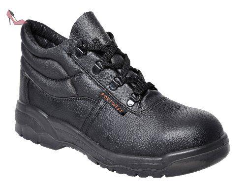 Portwest Chaussures de Sécurité pour Homme, Noir, 13 - Chaussures portwest  (*Partner