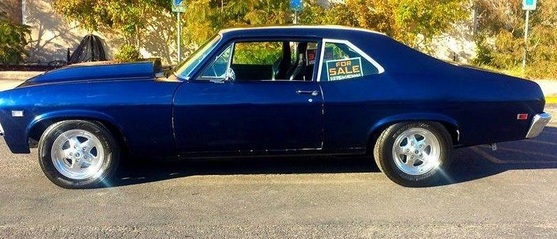 1968 Chevy Nova Completely Restored Chevy Nova Chevy Nova