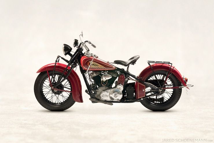 1938 Indian Chief Indian Motorcycle Indian Chief Indian Cycle