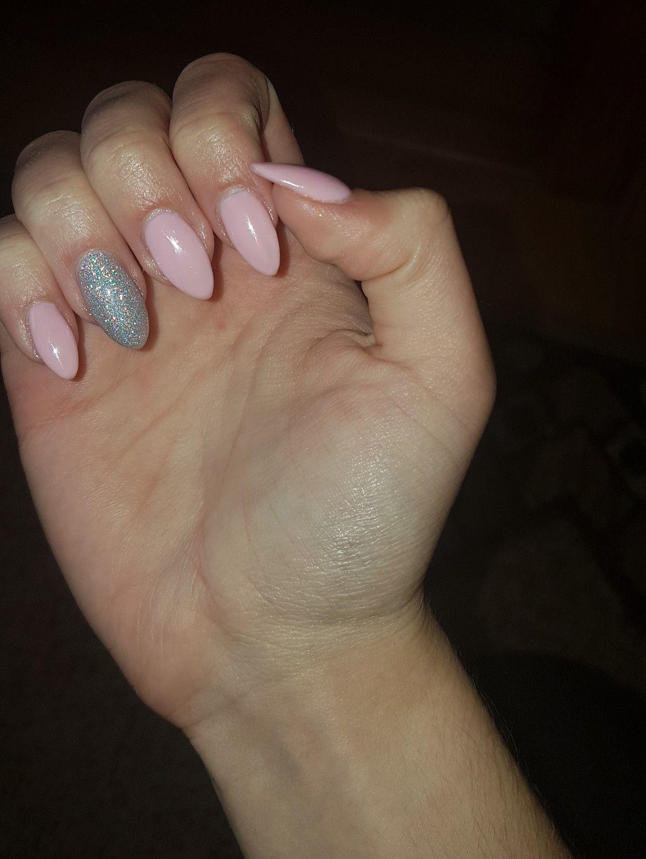 #me #nails #holo