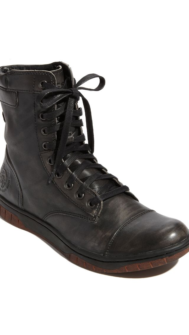 These are a great pair of boots from Nordstrom! By Diesel....love