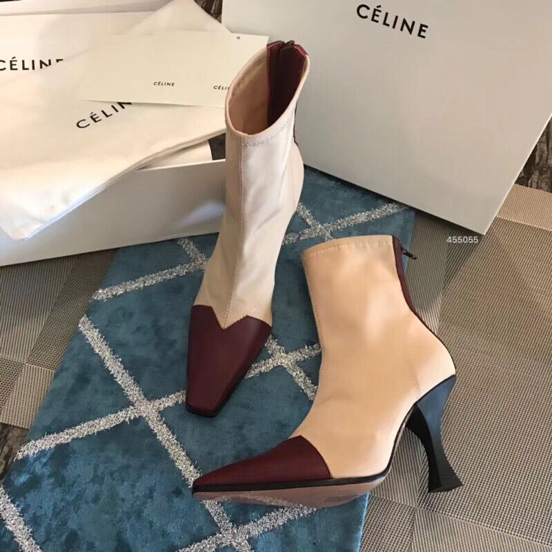 Pin by Charles shoes on Celine lady shoes | Shoes heels