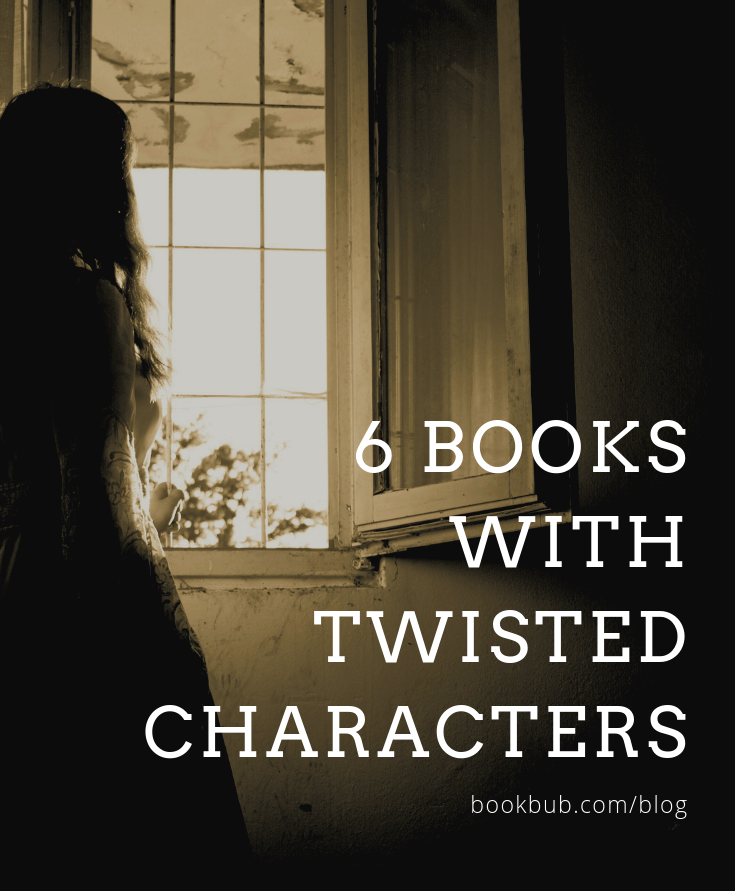 6 Books with Terribly Twisted Characters in 2019 | Mystery