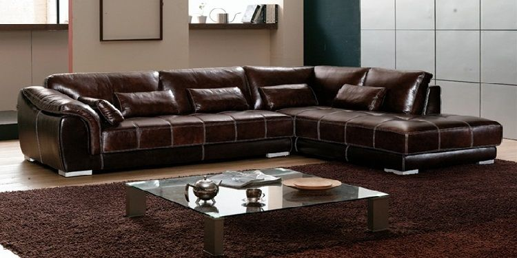 Best Leather Sectional Sofa Brands | Home design ideas