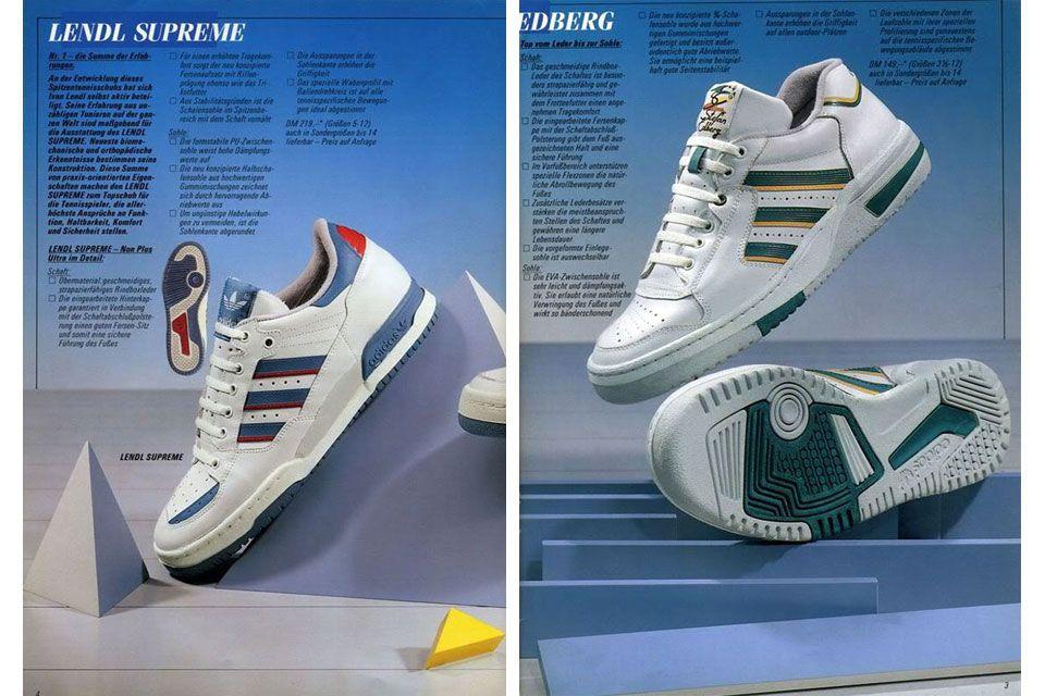 adidas Tennis (1987) | Classic Kicks